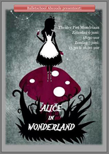 Alice in Wonderland 2015