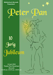 Peter Pan 2016